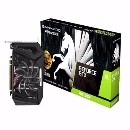 Fotografija izdelka GAINWARD GeForce GTX 1660 SUPER Pegasus OC 6GB GDDR6 grafična kartica
