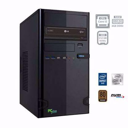 Fotografija izdelka PCPLUS e-office i5-10400 8GB 512GB NVMe SSD W10