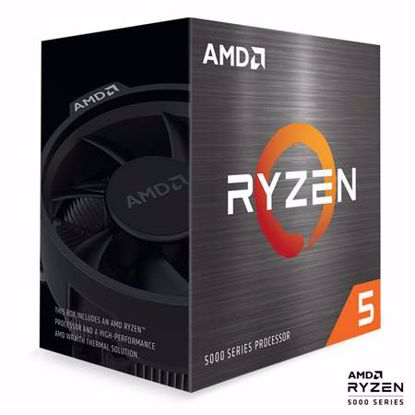 Fotografija izdelka AMD Ryzen 5 5600X 3,7/4,6GHz 32MB AM4 Wraith Stealth hladilnik BOX procesor
