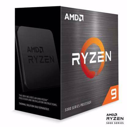 Fotografija izdelka AMD Ryzen 9 5900X 3,7/4,8GHz 64MB AM4 BOX procesor