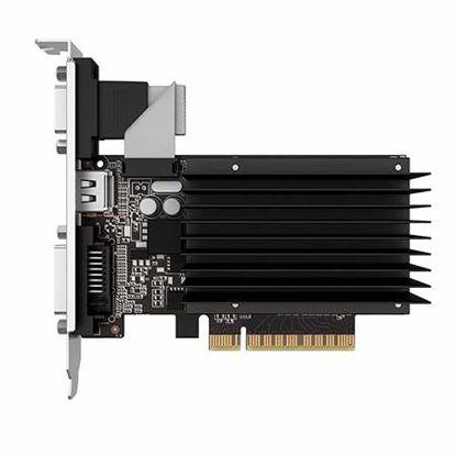 Fotografija izdelka GAINWARD GeForce GT 710 SilentFX 2GB DDR3 pasivno hlajenje (426018336-3576) grafična kartica