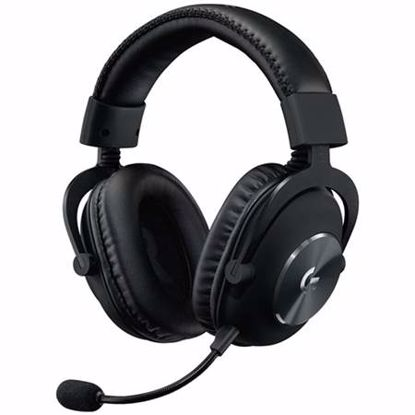 Fotografija izdelka LOGITECH G X PRO GAMING HEADSET USB Blue VOICE mikrofon slušalke