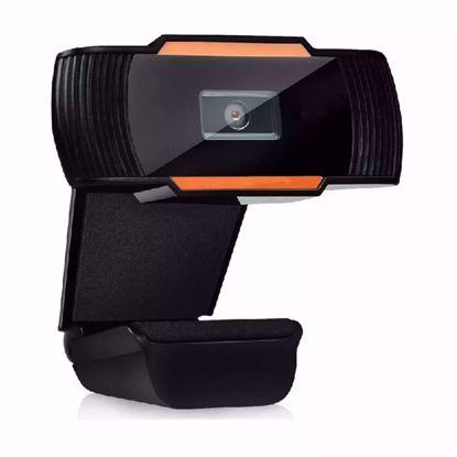 Fotografija izdelka Spletna kamera Robaxo RC100 z mikrofonom