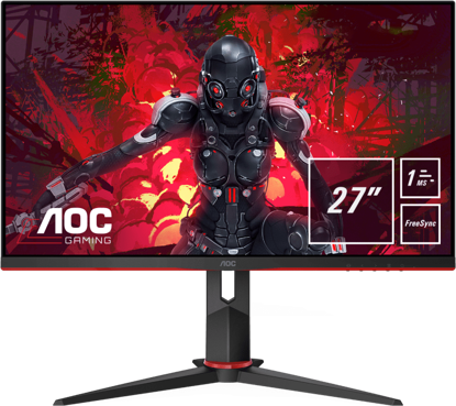Fotografija izdelka AOC 27G2U5 27'' gaming monitor