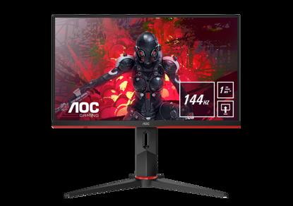 """Fotografija izdelka AOC 24G2U 23,8"""" IPS gaming monitor"""