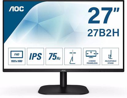 """Fotografija izdelka AOC 27B2H 27"""" IPS monitor"""