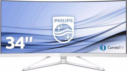 """Fotografija izdelka Philips 349X7FJEW 34"""" UltraWide ukrivljen monitor"""