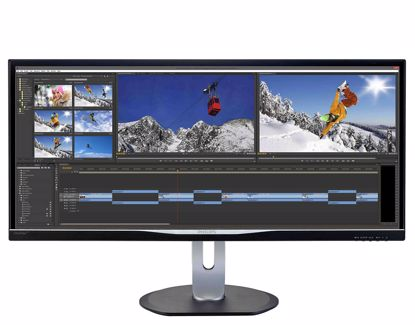 "Fotografija izdelka Philips BDM3470UP 34"" IPS monitor"