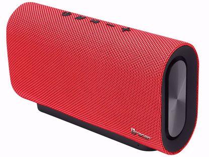 Fotografija izdelka Prenosni zvočnik TRACER Rave Bluetooth Rdeč