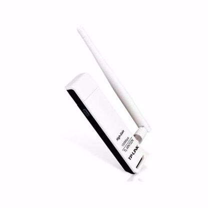 Fotografija izdelka TP-LINK TL-WN722N N150 USB brezžična mrežna kartica