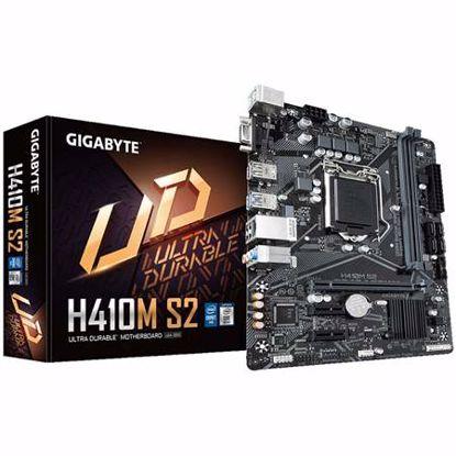 Fotografija izdelka GIGABYTE H410M S2 LGA1200 (10.generacija) mATX DDR4 matična plošča