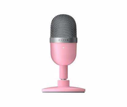 Fotografija izdelka Mikrofon Razer Seiren Mini Quartz