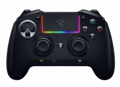 Fotografija izdelka Igralni plošček Razer Raiju Ultimate for PS4 / PS5 (2019)