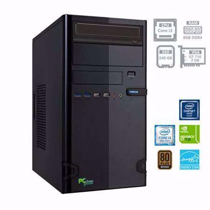 Fotografija izdelka PCPLUS Storm i3-9100F 8GB 240GB SSD GT 710 2GB W10