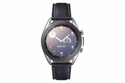 Fotografija izdelka Samsung Galaxy Watch 3 41mm steel BT mistično srebrna