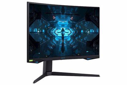 """Fotografija izdelka Monitor Samsung C32G75TQSU 32"""", VA, CURVED, 16:9, 2560x1440, HDMI, 2x DP,2xUSB,1000R,ODYSSEY G7"""