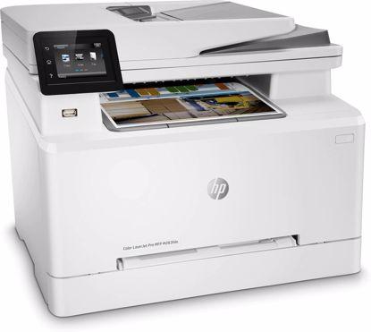 Fotografija izdelka Večfunkcijska barvna Laserska naprava HP Color LaserJet Pro MFP M283fdn