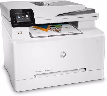 Fotografija izdelka Večfunkcijska barvna Laserska naprava HP Color LaserJet Pro MFP M283fdw