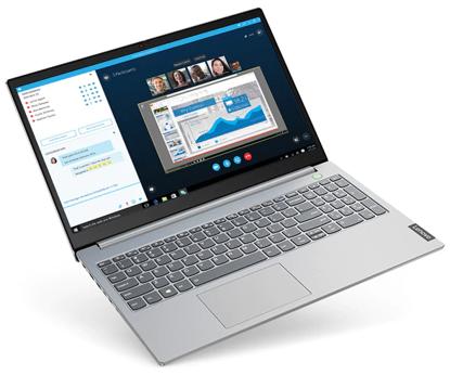 """Fotografija izdelka ThinkBook 15 Intel i7-1165G7 16GB 512GB NVMe 15.6"""" FHD W10PRO"""