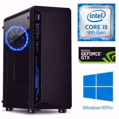 Fotografija izdelka iGamer Core i5-9400f / 16GB / SSD 250GB NVMe / HDD 1TB / GTX 1050Ti-4GB / W10PRO