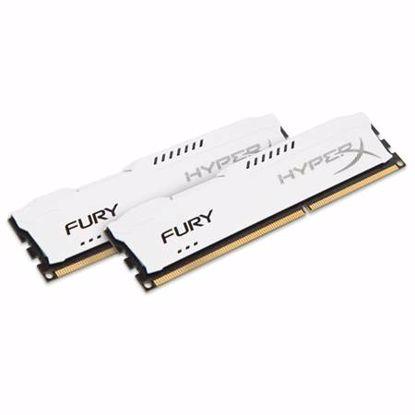 Fotografija izdelka KINGSTON HyperX Fury 16GB (2x8GB) 1600MHz DDR3 (HX316C10FWK2/16) ram pomnilnik