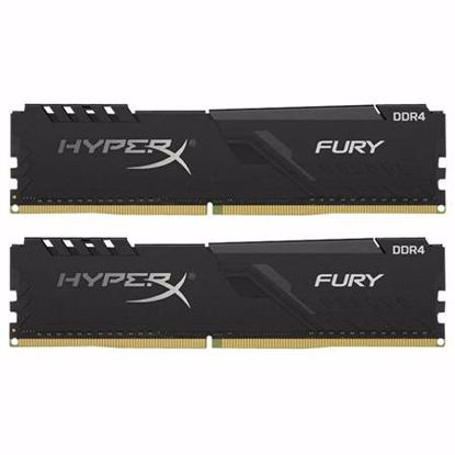 Fotografija izdelka KINGSTON HyperX Fury 16GB (2x8GB) 3200MHz DDR4 (HX432C16FB3K2/16) ram pomnilnik