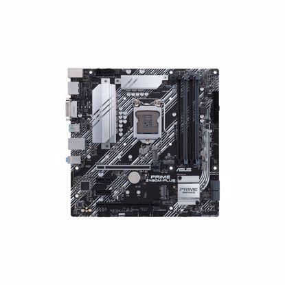 Fotografija izdelka ASUS PRIME Z490M-PLUS, DDR4, SATA3, USB3.2Gen2, DP, LGA1200 mATX