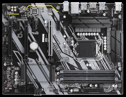 Fotografija izdelka GIGABYTE Z390 UD, DDR4, SATA3, USB3.1Gen1, HDMI, LGA1151 ATX