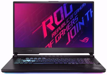 """Fotografija izdelka ASUS ROG Strix G712 Intel i7-10875H 16GB SSD 1TB NVMe GeForce RTX2070-8GB 17.3"""" FHD 144Hz W10PRO"""