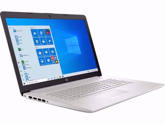 """Fotografija izdelka HP 17 Ryzen 5 3500U / 8GB / SSD 256GB NVMe / 17.3"""" HD+ / W10"""