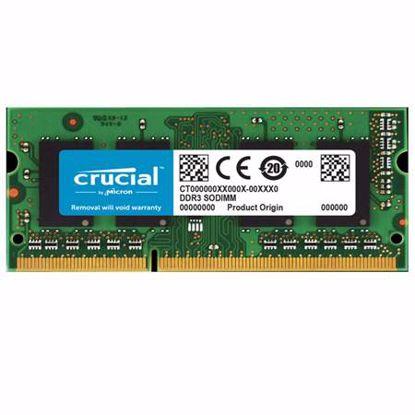 Fotografija izdelka CRUCIAL SODIMM 4GB 1600MHz DDR3 (CT51264BF160B) ram pomnilnik