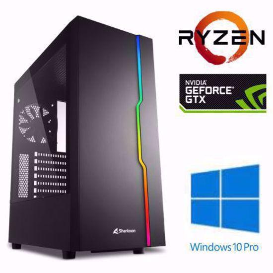 Fotografija izdelka @Gamer Ryzen7 3700X / 16GB / SSD 500GB  NVMe / HDD 3TB / RTX2060-6GB TWIN X2 / W10PRO