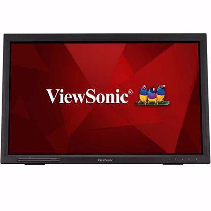 """Fotografija izdelka VIEWSONIC TD2223 54,61cm (21,5"""") TN zvočniki na dotik LED monitor"""