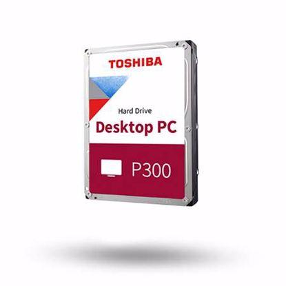 "Fotografija izdelka TOSHIBA P300 4TB 3,5"" SATA3 128MB 5400obr/min (HDWD240UZSVA) trdi disk"