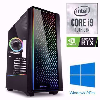 Fotografija izdelka iGamer Core i9-10900F / 32GB / SSD 1TB NVMe / HDD 3TB / RTX 3070 8GB / W10PRO